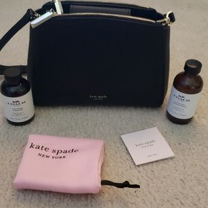 Kate Spade double zip bag